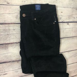 NWT- Velvet feel slim fit pants
